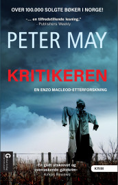 Kritikeren av Peter May (Innbundet)