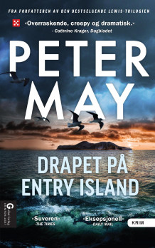 Drapet på Entry Island av Peter May (Heftet)