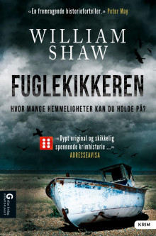 Fuglekikkeren av William Shaw (Innbundet)