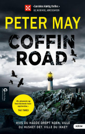 Coffin road av Peter May (Innbundet)