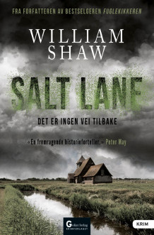 Salt Lane av William Shaw (Innbundet)