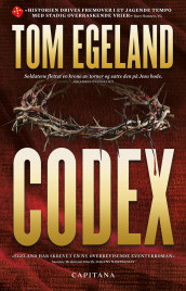 Codex av Tom Egeland (Heftet)